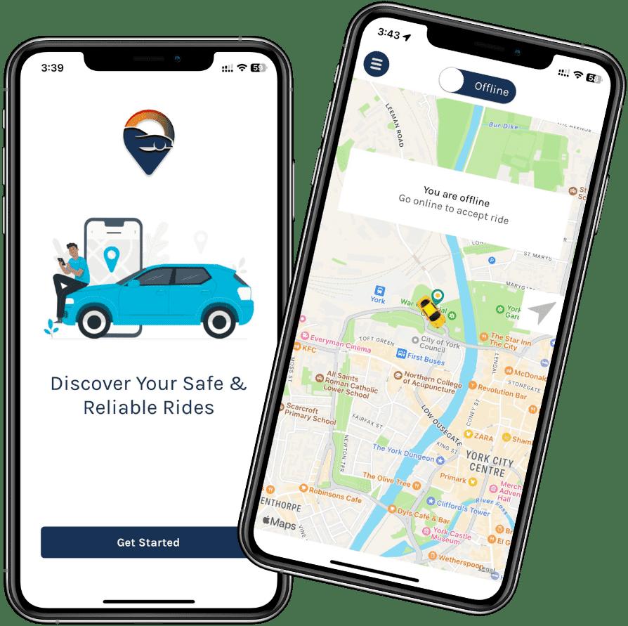 Uber Clone | Uber Clone Script | Uber Clone App | White