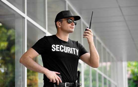 on-demand security guard app development