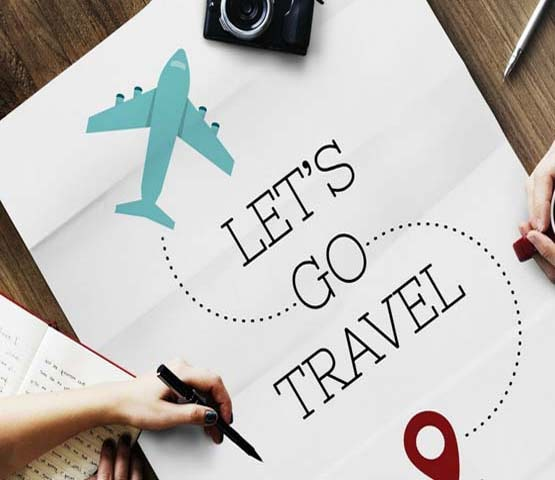 travel agent app development